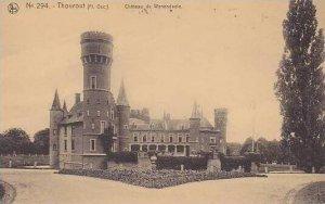 Belgium Thourout Chateau de Wynendaele