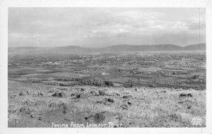 Yakima Washington Lookout Point Ellis #6811 RPPC Photo Postcard 21-10265