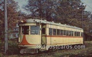 No 1000 Built Cincinnati & Lake Erie Railroad Lehigh Valley Transit Unused