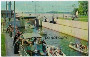 Yahara River Locks, Madison Wis