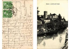 CPM Zamek v Jindrichove Hradci CZECHOSLOVAKIA (619334)