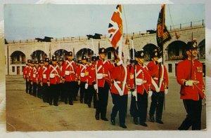 Old Fort Henry Windsor Kingston Ontario Canada Vintage Postcard