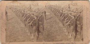 SV: NEWPORT NEWS, Virginia, 1890s ; 5th Illinois Volunteers
