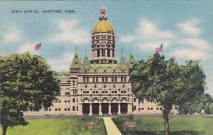 State Capitol Hartford Connecticut