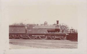 RP: G.N.R. 4 coupled Bogie Engine railroad train , 00-10s