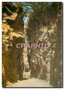 Postcard Modern Tarn Lacaune les Bains Station Summer Entree of a slate quarry