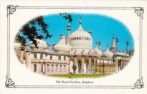 England Brighton The Royal Pavilion