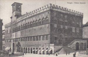 PERUGIA, Umbria, Italy, 1900-1910s; Palazzo Comunale