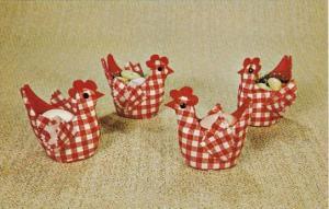 Advertising Chick-A-Biddies National Handicraft Institute Des Moines Iowa