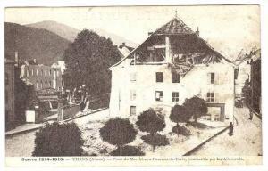 Place Du Marche-aux-Pommes-de-Terre, Bombardee Par Les Allemands, Guerre 1914...