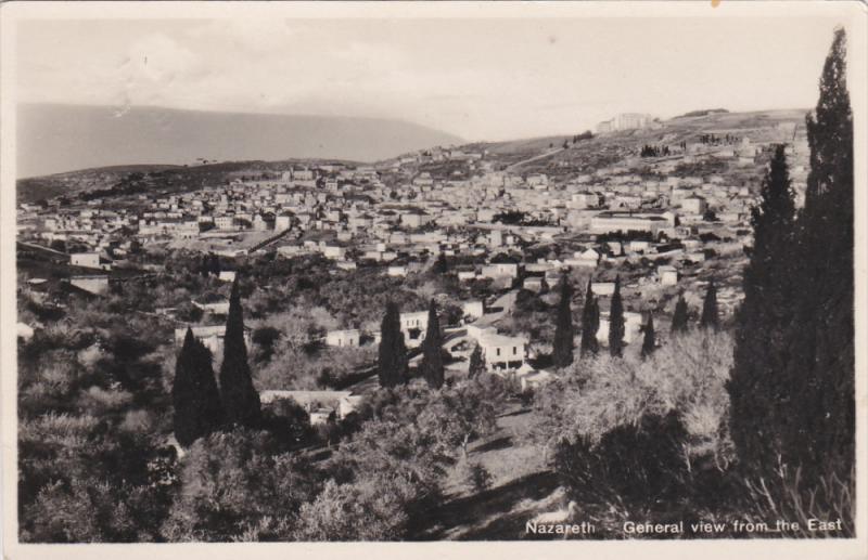 RP  Nazareth, Palestine  00-10s