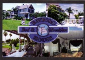 FL Bayboro House Bed & Breakfast ST PETERSBURG FLORIDA