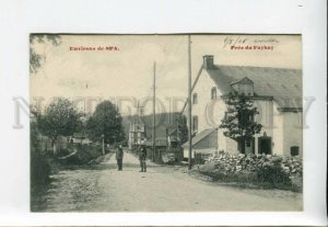 3158194 Belgium Environs de SPA Suburb near Fayhay Vintage PC