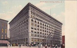 New York Baffalo Eilicott Square Building