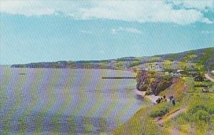 Canada Quebec Perce Rocher Perce