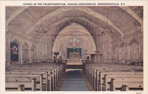 North Carolina Hendersonville Chapel Of The Transfiguration Kanuga Confernces