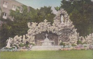 Michigan Orchard Lake Ss Cyril And Methodius Seminary Grotto Albertype