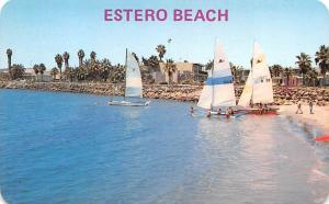 Mexico Old Vintage Antique Post Card Estero Beach Hotel Resort Ensenada Unused