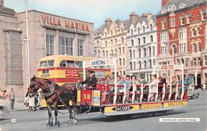 United Kingdom, Great Britain, England Douglas Horse Tram  Douglas Horse Tram