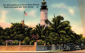 Florida Key West Lighthouse