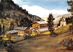 Alpengasthof und Pension Volderwildbad Post Volders Tirol