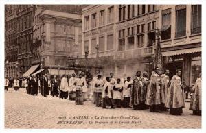 Anvers   La Procession  Grand'Place