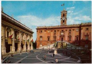 ROMA, ROME, Il Campidoglio, The Capitol, unused Postcard