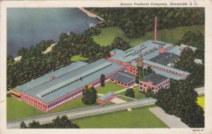 Sonoco Products Company , HARTSVILLE , South Carolina , 10-20s