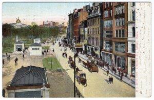 Boston, Mass, Tremont St.
