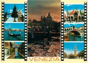 Postcard Italy Venezia multi views