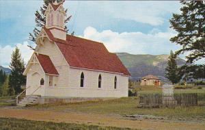 Canada The Stolen Church Windermere British Columbia