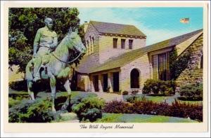 Will Rogers Memorial, Claremore OK