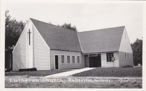 RP, Lutheran Church, BELLEVILLE, Kansas, 1920-1940s
