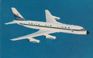 Delta Air Lines Convair 880 Jetliner 1966