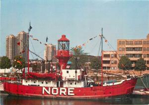 Nore light vessel lighthouse lifeboat