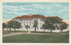 ST. AUGUSTINE, Florida, 1900-10s; Flagler Hospital