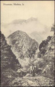 portugal, MADEIRA, Mountains (ca. 1920)