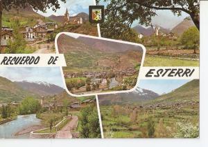 Postal 037728 : Pirineu Catala (Lleida). Esterri dAneu. Diferents aspectes