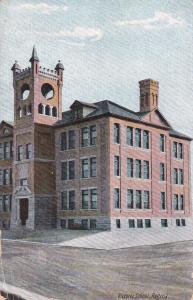 REGINA , Saskatchewan , 1900-1910s ; Victoria School