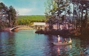 Georgia Pine Mountain Fishing On Mountain Creek Lake Ida Cason Callaway Gardens