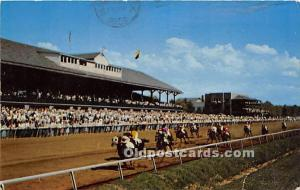 Keeneland, Thoroughbred Racing Lexington, Kentucky, KY, USA 1936