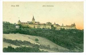 Wien XIX , Hotel Kahlenberg, Austria , 00-10s