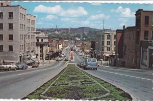 Rue King , Sherbrooke , Quebec , Canada , 50-60s