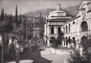 RP: Lago di Garda - Gardone Riviera , Piazzetta Dalmata - porticati e Museo ,...