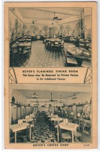 Boyer's Coffee Shop & Restaurant, Albany NY