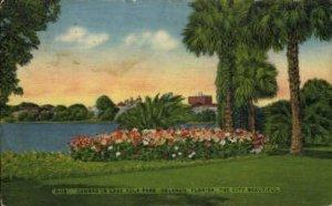 Lake Eola Park - Orlando, Florida FL