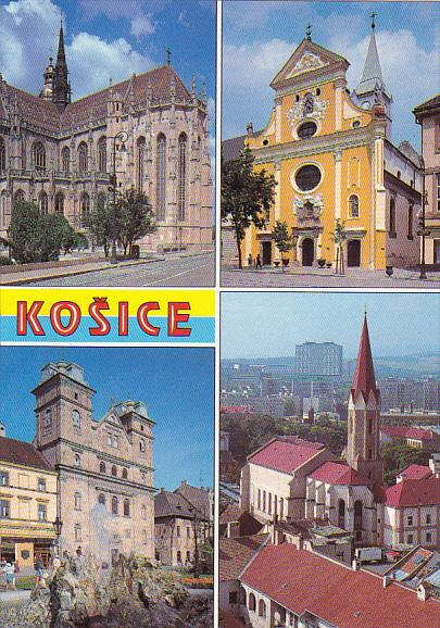 Czech Republic Kosice Multi View