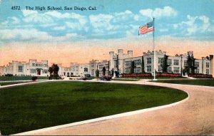 California San Diego The High School