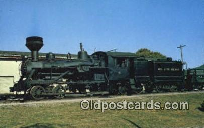 Heisler Engine Trains, Railroads Postcard Post Card Old Vintage Antique  Heis...