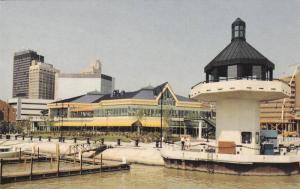 Portside,  A festival marketplace located in downtown Toledo,  Ohio,  40-60s